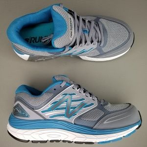 New Balance Support 1340v3 Wmns Running Shoes 9 2E